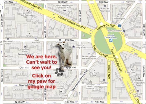 Directions to O Street Museum