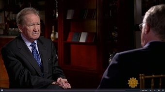 Pat Buchanan in The Conservatory